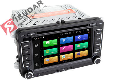 Android 6.0.1 Car DVD Player for VW VW Amarok Head Unit Supports 4K Video Format supplier