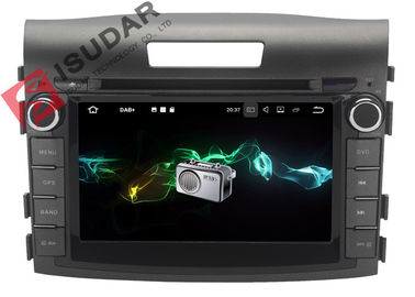 Audio / Subwoofer Output Android Car DVD Player For Honda Crv Gps Navigation System supplier