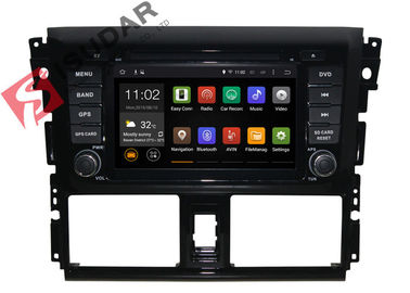 Quad Core 16G ROM DVD GPS Navigation For Toyota For Toyota Vois 2013 2014 DVB - T2