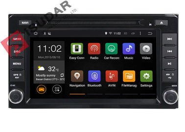 Support 4G Android 7.1.1 DVD GPS Navigation For Toyota For Toyota Sienna Navigation System