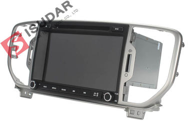 2G+16G Full Touch Screen Car Stereo With Gps And Backup Camera For Kia Sportage / KX5 supplier