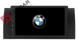 All Touch Panel BMW E39 Dvd Player , Android 7.1 Car Stereo With Sat Nav And Bluetooth