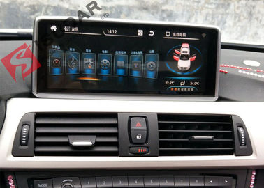 China Mirrorlink Android 4.4 Car Dvd Player , BMW 1 Series Sat Nav System Support IDrive supplier