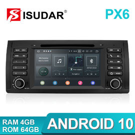 3G/4G Network 64GB 1024*600 DVD GPS Navigation For BMW
