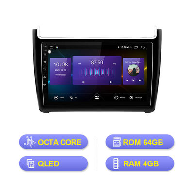 "9"" Screen 1.8GHZ Car GPS Navigation DVD Player IGP MAP Mirror Link"
