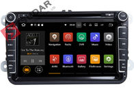 Good Quality Car GPS Navigation DVD Player & PURE Android 7.1.1 VW Car DVD Player GPS Navigation Screen Mirroring Function on sale