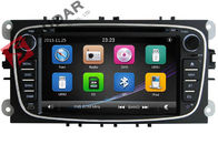 Good Quality Car GPS Navigation DVD Player & Ford Focus C - MAX Galaxy 2 Din Car Dvd Player With 1080P Video Play Ipod on sale
