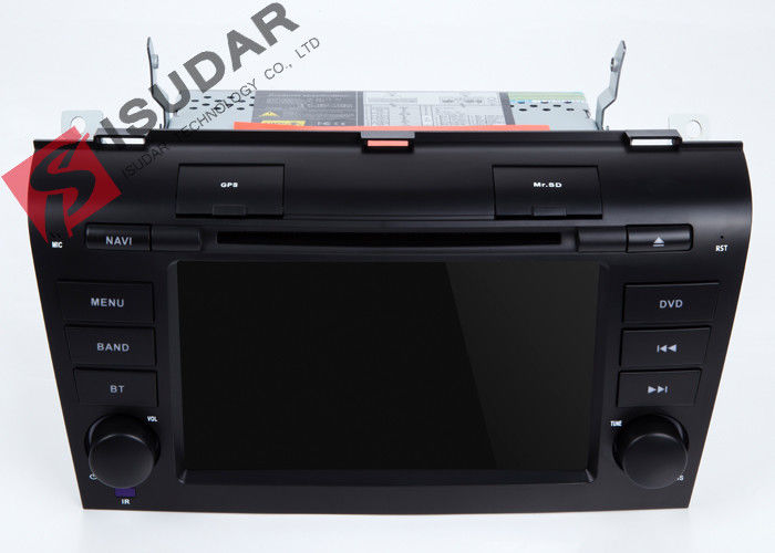 Windows CE Gps Bluetooth  Touch Screen Car Head Unit For Mazda 3 Dvd Navigation System