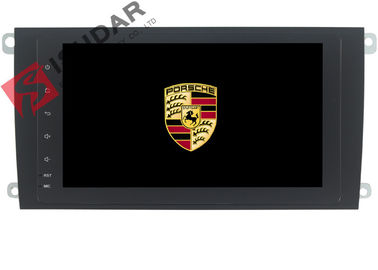 8 Inch Touch Screen Porsche Cayenne Head Unit , Porsche Cayenne Navigation System