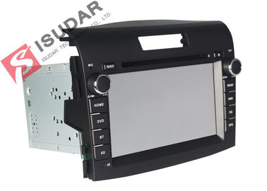 Back Camera DVR Input 7 Touch Screen Car Audio Video System For Honda CRV 2012
