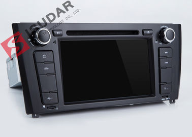 7 Inch BMW DVD GPS Navigation Multimedia Head Unit With Gps Support TPMS